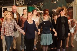 03.10.2010 - CarrŽ rotondes / Dance010 / Traffo - Foto : Daniel Clarens